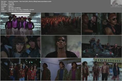 Stanton Warriors - New York (2011, Electro, HDrip 720p)