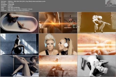 Stilettos – Click Click Click [2011, HD 1080p] Music Video