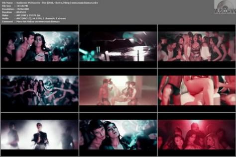 Sunloverz VS Rosette - Fire (2011, Electro, HDrip)