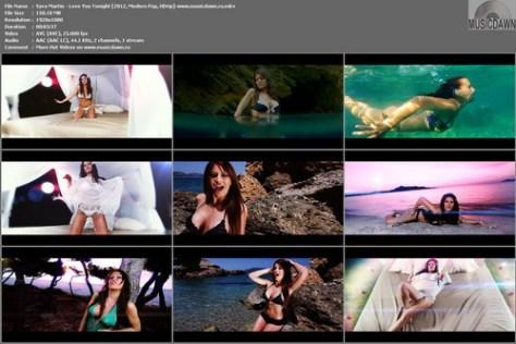 Syra Martin - Love You Tonight (2012, Modern Pop, HD 1080p)