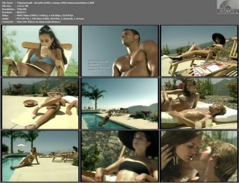 Telepopmusik – Breathe (2 Versions) [2002, DVD] Music Videos (Re:Up)
