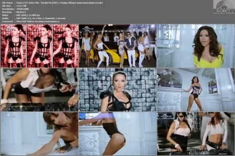 Яница ft. DJ Живко Микс - Разбий ме | Yanica i DJ Jivko Mix - Razbii Me (2011, Chalga, HD 1080p)