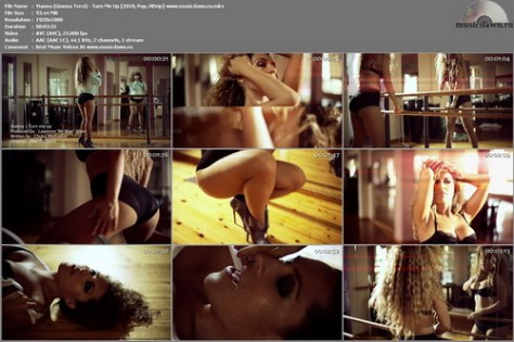 Yianna – Turn Me Up [2010, HD 1080p] Music Video (Re:Up)