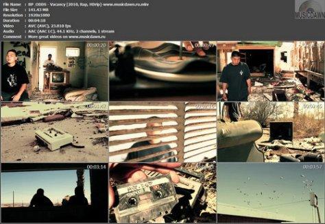 BP & ODDS - Vacancy (2010, Rap, HDrip)