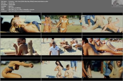 9 Грамм – Лето-Жара | 9 Gramm – Leto-Jara [2010, HD 1080p] Music Video