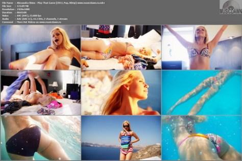 Alexandra Shine - Play That Game (2012, Pop, HD 1080p)