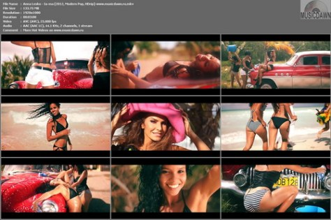 Anna Lesko – Ia-ma [2012, HD 1080p] Music Video