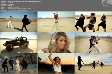 Ciara – Got Me Good [2012, HD 1080p] Music Video