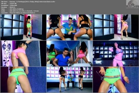 Damany - Ce Portbagaj [2013, Chalga, HD 1080p]