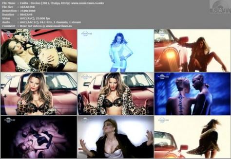 Емилия - Двойно | Emilia - Dvoino [2011, Chalga, HD 1080p]