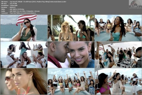 Jay Sean ft. Pitbull - I'm All Yours (2012, Modern Pop, HD 1080p)