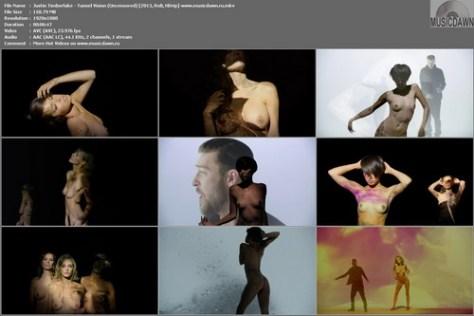 Justin Timberlake - Tunnel Vision (Uncensored) [2013, RnB, HD 1080p]