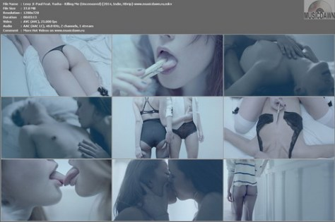 Lexy & K-Paul Feat. Yasha – Killing Me (Uncensored) [2014, HD 720p] Music Video