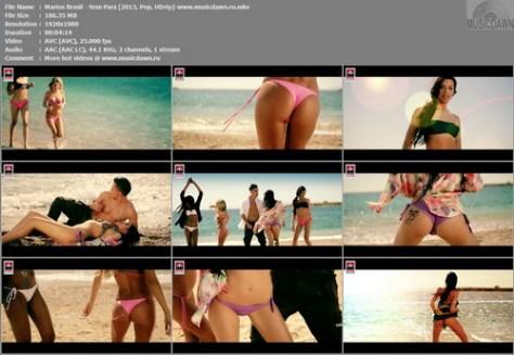 Marios Brasil - Sem Para [2013, Pop, HD 1080p]