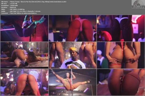 Money Trump – Boss In My City (Uncut) [2012, HD 1080p] Music Video