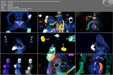 Parazitii ft. Dan Lazar – Toate-s La Fel (Uncensored) [2012, HD 720p] Music Video