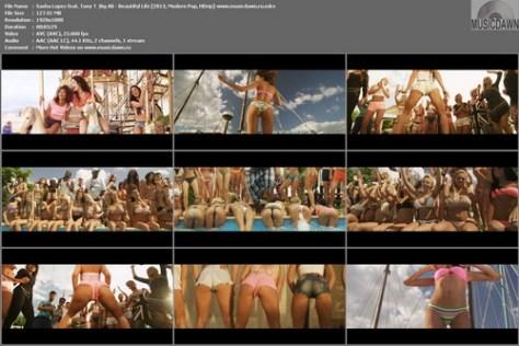 Sasha Lopez feat. Tony T & Big Ali - Beautiful Life [2013, Modern Pop, HD 1080p]