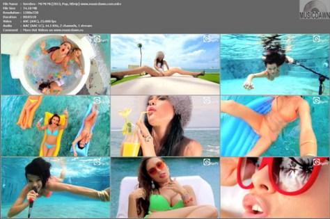 Serebro – Mi Mi Mi [2013, HD 720p] Music Video
