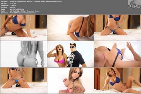 Shady 13 - Mi Mujer Luna Bella [2013, Hip-Hop, HD 720p]