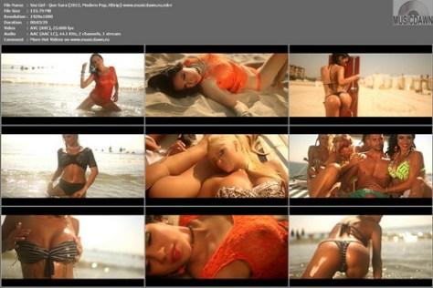 Sisi Girl - Que Sara (2012, Modern Pop, HD 1080p)
