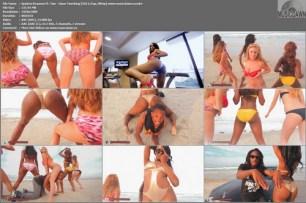 Spoken Reasons Ft. Two – Haux Twerking [2013, HD 1080p] Music Video
