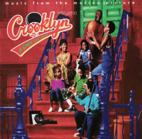 Soundtrack - Crooklyn (Volume 1) '1994 Front Cover Art