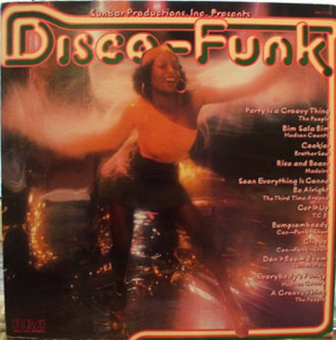 Various Artists - Disco-Funk '1975 RCA, Sunbar Productions, Inc.