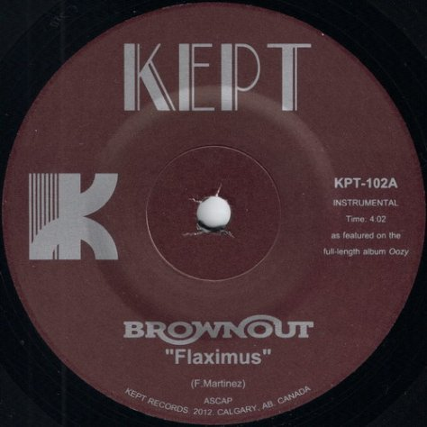 Brownout - Flaximus (Kept Records)