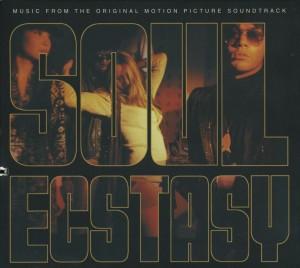 Ricardo Tubbs & The Inner Thumb - Soul Ecstasy Soundtrack CD Front