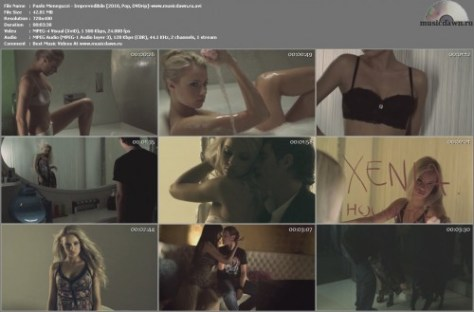 Paolo Meneguzzi – Imprevedibile [2010, DVDrip] Music Video