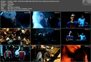 DJ BigIce & Outffit – Vejo Bonito (English Radio Edit) [2010, HDrip] Music Video