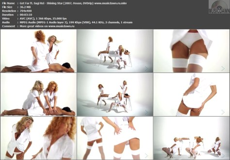 Get Far ft. Sagi Rei – Shining Star [2007, DVDrip] Music Video