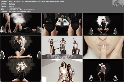 Dizzee Rascal ft. Will.I.Am – Something Really Bad [2013, HD 1080p] Music Video