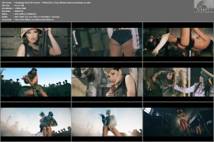 Mandinga feat. Fly Project – Hello [2014, HDrip] Music Video