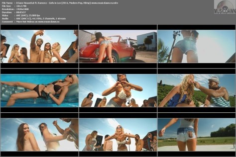 DJane HouseKat ft. Rameez – Girls in Luv [2014, HD 1080p] Music Video