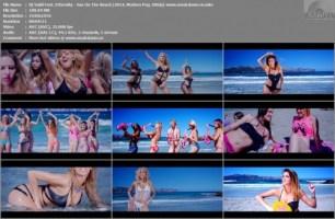 Dj Valdi Feat. Ethernity – Sax On The Beach [2014, HD 1080p] Music Video