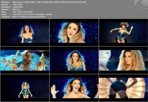 Alina Artts ft. Papercha$er – High Enough [2015, EDM, HD 1080p] Music Video