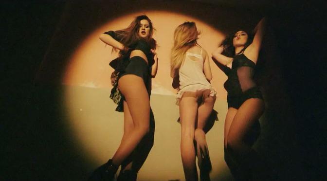 Клип Eve Lyn ft. Geneva - Papito HD Video