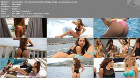 Видео Sandra Afrika - Usne Bez Karmina HD 1080p