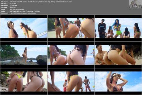 Клип Tati Zaqui part. MC Gustta – Bunda Maluca [2017, HD 1080p] Music Video