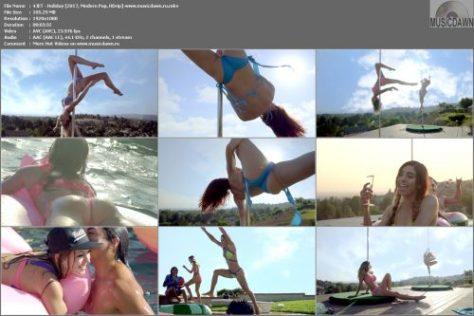 Клип 4JET – Holiday [2017, HD 1080p] Music Video