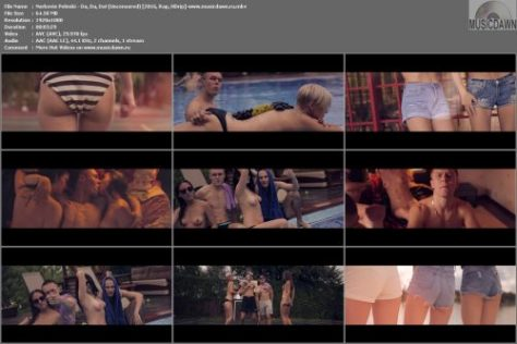 Клип Норковые Пелёнки – Да, да, да! / Norkovie Pelenki – Da, Da, Da! (Uncensored) [2016, HD 1080p] Music Video