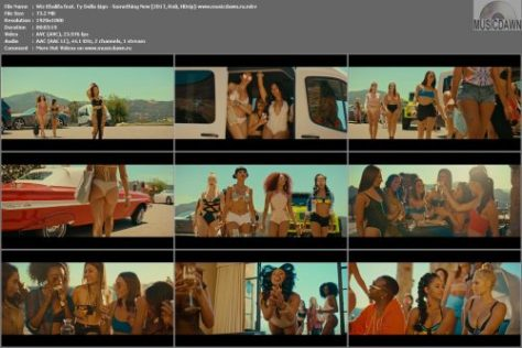 Клип Wiz Khalifa feat. Ty Dolla $ign – Something New [2017, HD 1080p] Music Video