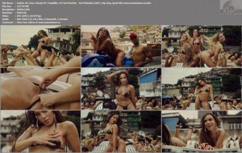 Клип Anitta, Mc Zaac, Maejor ft. Tropkillaz & DJ Yuri Martins – Vai Malandra [2017, Quad HD] Music Video