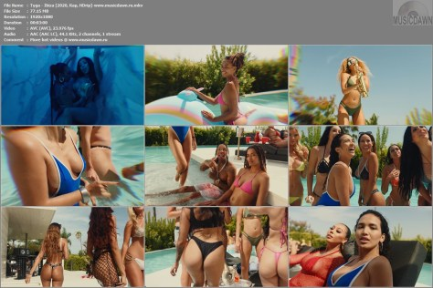 Видео Tyga – Ibiza [2020, HD 1080p] Music Video