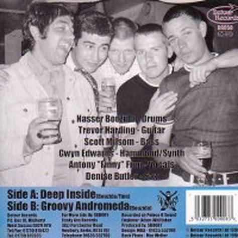 Skooby - Deep Inside 45rpm (Detour Records) back