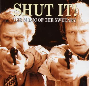 VA - Shut It! The Music Of The Sweeney OST Inlay Cover Art