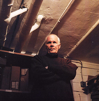 Galt MacDermot - Up From The Basement Unreleased Tracks Vol. 1 & 2 Front Album Cover