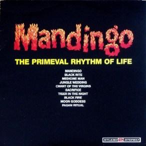 Mandingo - The Primeval Rhythm Of Life LP Cover