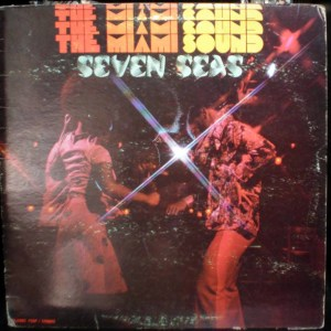 The Miami Sound - Seven Seas Cover Art